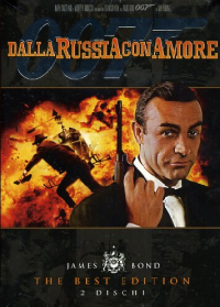 007 Dalla Russia con amore / directed by Terence Young ; screenplay by Richard Maibaum ; adapted by Johanna Harwood ; title song written by Lionel Bart ; orchestral music composed and conducted by John Barry