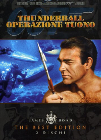 007 Thunderball : operazione tuono / directed by Terence Young ; screenplay by Richard Maibaum and John Hopkins ; based on the original story by Kevin McClory, Jack Whittingham and Ian Fleming