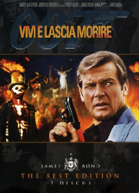 007 Vivi e lascia morire / directed by Guy Hamilton ; screenplay by Tom Mankiewicz ; title song composed by Paul and Linda McCartney and performed by Paul McCartney and Wiggs ; music score by George Martin