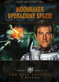 007 Moonraker : operazione spazio / directed by Lewis Gilbert ; screenplay by Christopher Wood ; music by John Barry