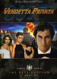 007 Vendetta privata / directed by John Glen ; music by Michael Kamen ;  written by Michael G. Wilson and Richard Maibaum