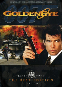 007 Goldeneye / directed by Martin Campbell ; music by Eric Serra ; story by Michael France ; screenplay by Jeffrey Caine and Bruce Feirstein