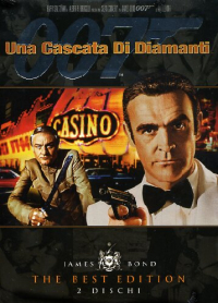 007 Una cascata di diamanti / directed by Guy Hamilton  ; screenplay by Richard Maibaum and Tom Mankiewwicz ; music by John Barry