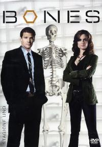 Bones [DVD]. Stagione 1