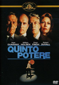 Quinto potere [DVD]