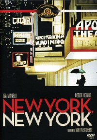 New York, New York [DVD] / directed by Martin Scorsese ; screenplay by Earl Mac Rauch and Mardik Martin ; story by Earl Mac Rauch ; original songs by John Kander and Fred Ebb