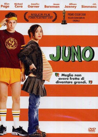 Juno [Videoregistrazione] / directed by Jason Reitman ; written by Diablo Cody ; music by Mateo Messina