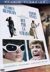 Due per la strada [DVD] / produced and directed by Stanley Donen ; music by Henry Mancini ; written by Frederic Raphael