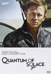 Quantum of Solace / directed by Marc Forster ; written by Paul Haggis and Neal Purvis & Robert Wade ; music by David Arnold