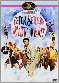 Hollywood party [DVD] / produced and directed by Blake Edwards ; music by Henry Mancini ; story by Blake Edwards ; screenplay by Blake Edwards, Tom Waldman and Frank Waldman