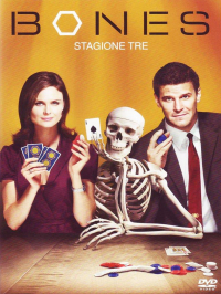 Bones [DVD]. Stagione 3