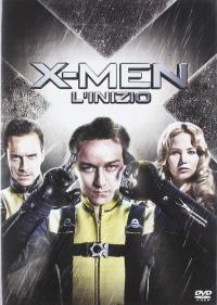 X-Men [DVD] [: l'inizio]