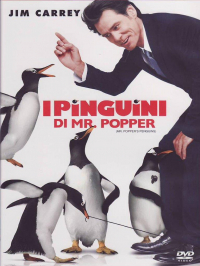 I pinguini di Mr. Popper [DVD]