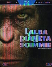 L'alba del pianeta delle scimmie - Blu ray