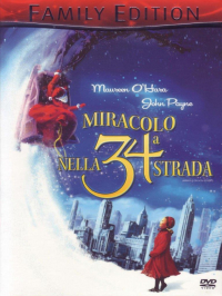Miracolo nella 34. strada [DVD] / written for the screen and directed by George Seaton