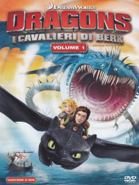 Dragons. I cavalieri di Berk. Vol. 1 - DVD