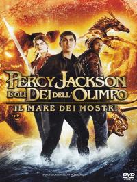 Percy Jackson e gli dei dell'Olimpo. Il mare dei mostri - DVD