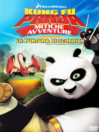 Kung Fu Panda mitiche avventure. La puntura di Scorpion
