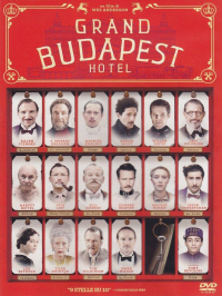 Grand Budapest Hotel [DVD] / directed by Wes Anderson ; original music by Alexandre Desplat ; story by Wes Anderson & Hugo Guinness ; screenplay by Wes Anderson