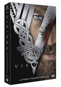 Vikings [VIDEOREGISTRAZIONE]. La prima stagione completa