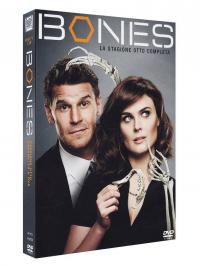Bones. La stagione otto completa