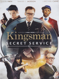 Kingsman [DVD]