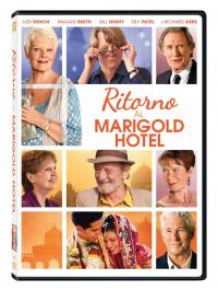 Ritorno al Marigold Hotel [DVD]