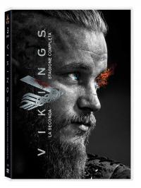 Vikings [VIDEOREGISTRAZIONE]. La seconda stagione completa