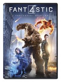 Fant4stic : I fantastici quattro / directed by Josh Trank ; music by Marco Beltrami & Philip Glass ; screenplay by Jeremy Slater and Simon Kinberg & Josh Trank