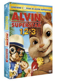 Alvin superstar 1, 2 & 3