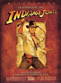 Indiana Jones [DVD]