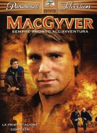 MacGyver [DVD]. La prima stagione completa