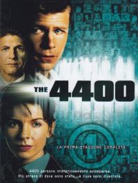 The 4400 [VIDEOREGISTRAZIONE]
