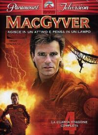 MacGyver [VIDEOREGISTRAZIONE]. 4, La quarta stagione completa