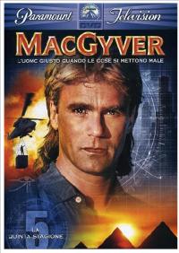 MacGyver [VIDEOREGISTRAZIONE]. 5, La quinta stagione