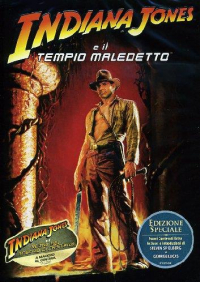 Indiana Jones e il tempio maledetto [DVD] / directed by Steven Spielberg ; music by John Williams ; screenplay by Willard Huyck and Gloria Katz ; story by George Lucas