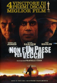 Non è un paese per vecchi [DVD] / written for the screen and directed by Joel Coen & Ethan Coen ; music by Carter Burwell ; based on the novel by Cormac McCarthy