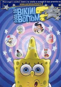 SpongeBob SquarePants [DVD]. Fuga da Bikini Bottom