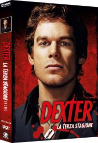 Dexter. La serie completa : stagioni 1 - 4. [3]: La terza stagione. Dischi 3 & 4