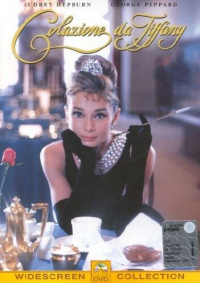 Colazione da Tiffany [DVD] / [con] Audrey Hepburn, George Peppard, Mickey Rooney ... [et al.] ; based on the novel by Truman Capote ; director of photography Franz F. Planer ; music Henry Mancini ; screenplay by George Axelrod ; directed by Blake Edwards