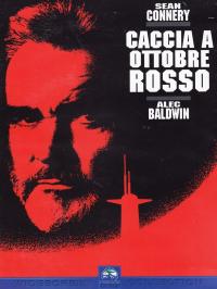 Caccia a Ottobre Rosso [Videoregistrazione] / directed by John McTiernan ; screenplay by Larry Ferguson e Donald Stewart ; music by Basil Poledouris