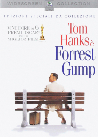 Tom Hanks e Forrest Gump [DVD]