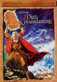 The Ten Commandments [DVD]