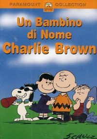 Un bambino di nome Charlie Brown [DVD]