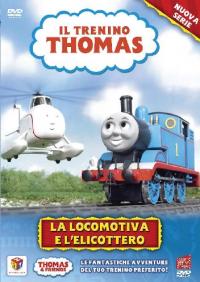 Il trenino Thomas. La locomotiva e l'elicottero