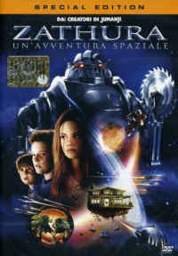 Zathura [DVD] : un'avventura spaziale / directed by Jon Favreau ; music by John Debney ; based on the book by Chris Van Allsburg ; screenplay by David Koepp & John Kamps