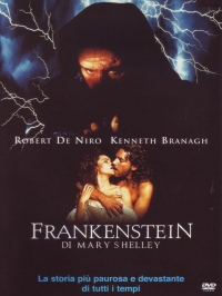 Frankenstein di Mary Shelley [DVD]