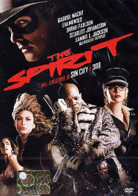 The spirit / written for the screen and directed by Frank Miller ; music by David Newman ; based on the comic book series created by Will Eisner