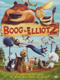 Boog & Elliot [DVD]. 2 / music by Ramin Djawadi ; based on characters created by John Carls ... [et al.] ; written by David I. Stern ; directed by Matthew O'Callaghan