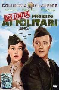 Off limits, proibito ai militari